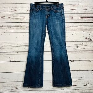 COH Ingrid #002 Stretch Low Waist Flare Jeans
